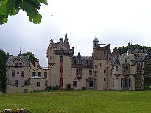 Christian Fraser-Tytler - Aldourie Castle