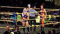 Alexa Bliss Becky Lynch Dana Brooke WrestleMania Axxess 2015.jpg