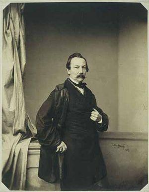 Alexander Kotzebue - Alexander Kotzebue (1857)