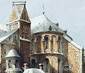Alexander Schaepkens, detail OLV-kerk, St-Barbaratoren, Maastricht, ca 1850.jpg