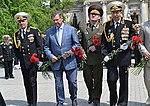 Alexandr Fedotenkov, Andrey Serdyukov, Aleksandr Vitko (2013-05-13) 03.jpg