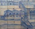 Alfândega Nova e Terreiro do Trigo (Grande Panorama de Lisboa, MNAz).png