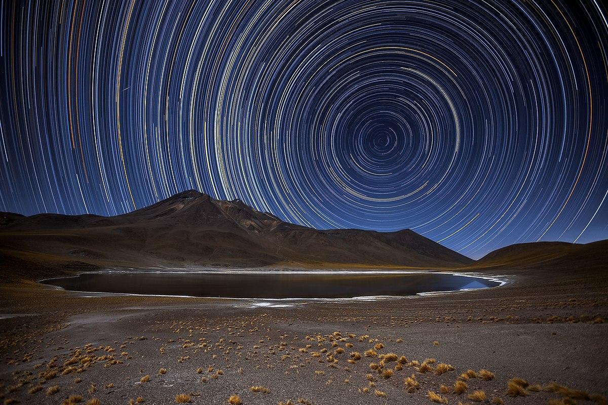 Risultati immagini per star trail