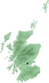 Alloa Tower location.png