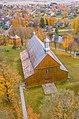 Alsėdžių Švč. M. Marijos Nekaltojo Prasidėjimo bažnyčia.jpg