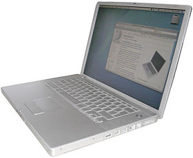 image illustrative de l'article PowerBook G4 15""