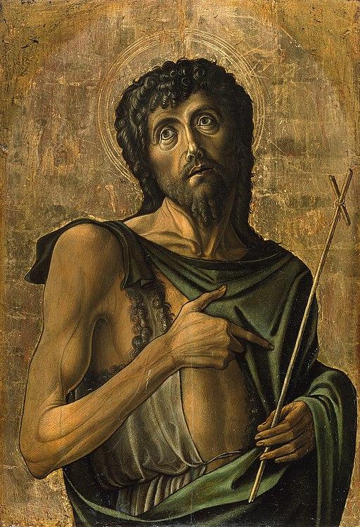 Saint John the Baptist in Art
