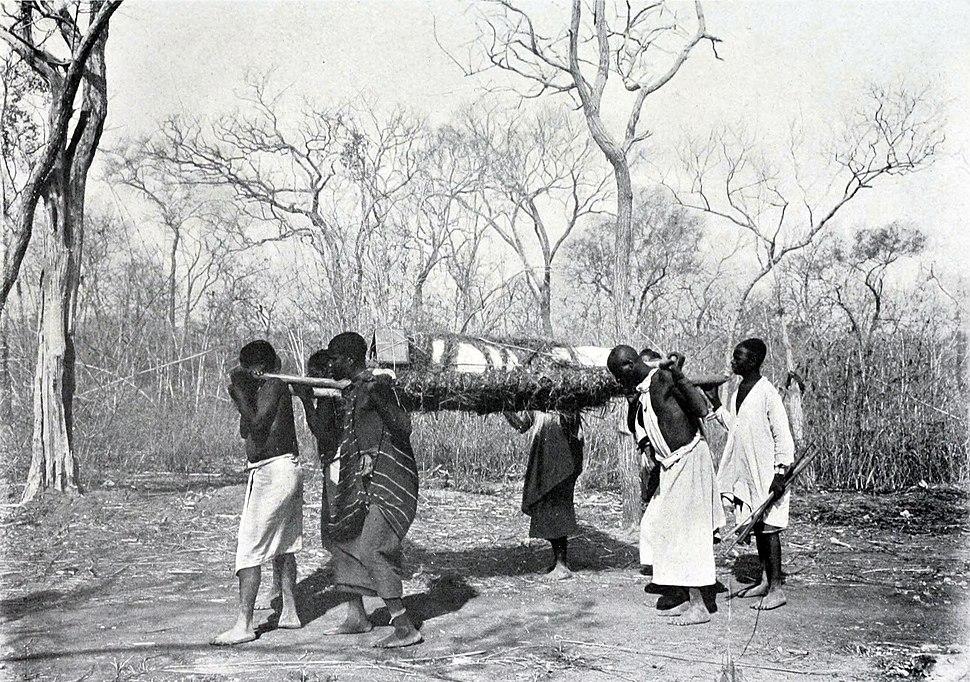Am Tendaguru - Leben und Wirken einer deutschen Forschungsexpedition zur Ausgrabung vorweltlicher Riesensaurier in Deutsch-Ostafrika (1912) (17544648673)