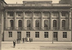 1802 in architecture - Classen Library, Copenhagen, about a century after completion