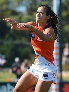 Amanda Farrugia Australian rules footballer