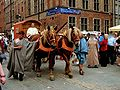 Amber Parade and preparation to common panoramic photo during III World Gdańsk Reunion - 13.jpg