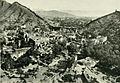 Amber fort Amer Rajasthan India in 1900.jpg