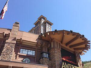 Black Hawk, Colorado - Ameristar Casino
