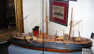Amiral Duperré ship model.jpg