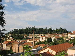 Amplepuis Commune in Auvergne-Rhône-Alpes, France