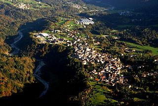 Ampezzo Comune in Friuli-Venezia Giulia, Italy