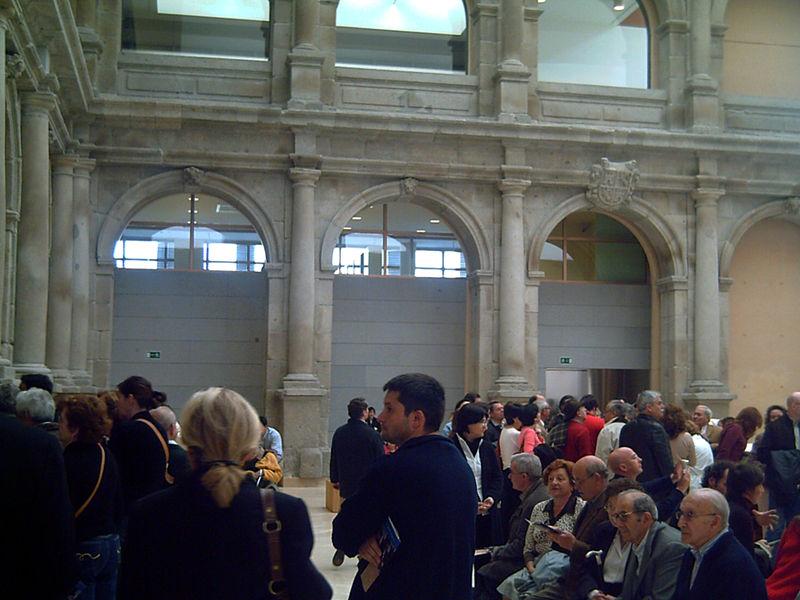 Visistants al Museo del Prado. Foto:Javier martin CC-BY-SA