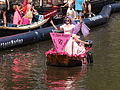 Amsterdam Gay Pride 2013 boat no32 12,5 yaer married pic2.JPG