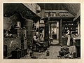 An apothecary, John Simmonds, and his boy apprentice, Willia Wellcome V0010844.jpg