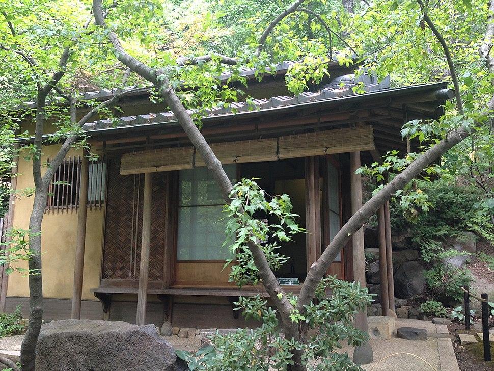 Anderson Gardens tea house
