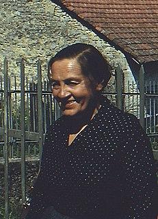 Andrée Tainsy Belgian actress
