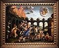 Andrea mantegna, minerva scaccia i vizi dal giardino delle virtù, 1497-1502 ca. (louvre) 01.jpg