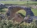 Anfiteatro di Suasa - Vomitorium laterale 2.JPG