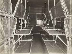 Angel Island Immigration Station - Angel Island Dormitory