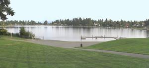 SeaTac, Washington - Angle Lake