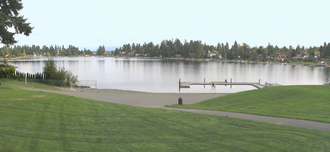 SeaTac, Washington - Angle Lake
