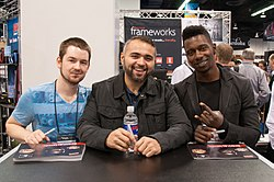 Animals As Leaders - 2014 NAMM Show.jpg