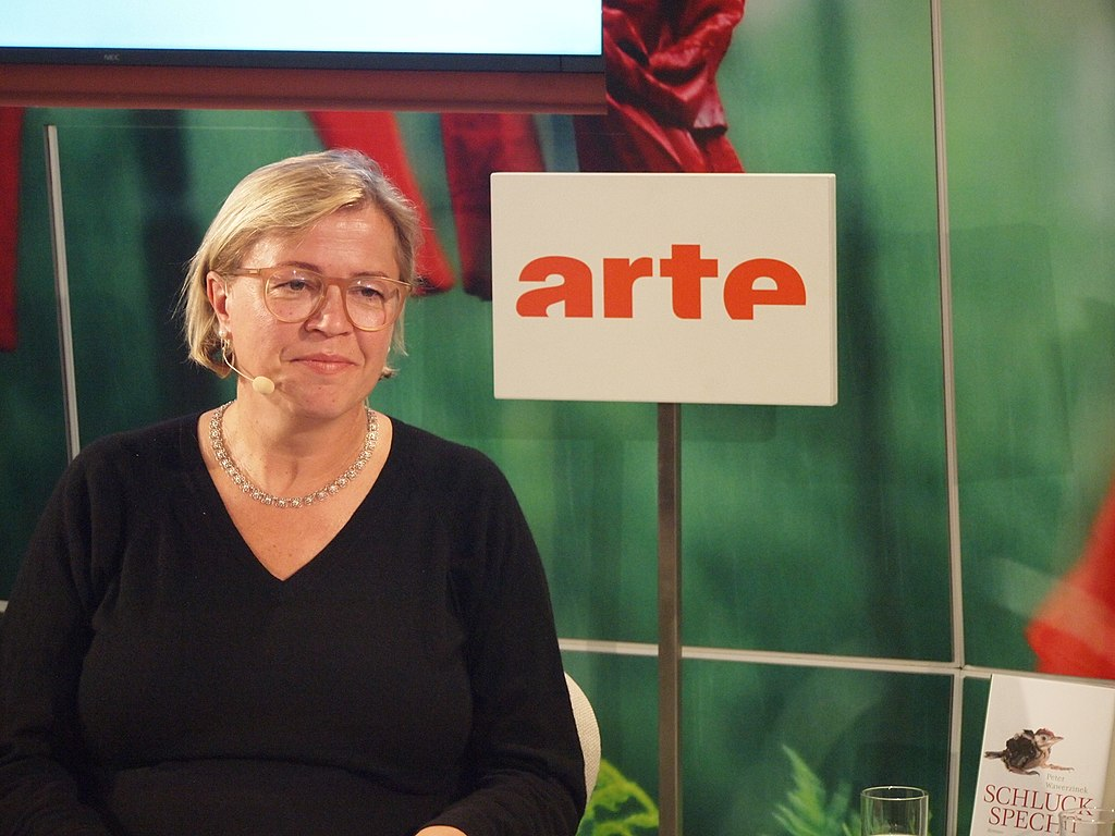 Anja Maier Buchmesse 2014 (02).jpg