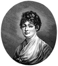 Anna Maria Lenngren (1754-1817), ur Svenska Familj-Journalen
