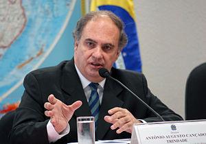 Antônio Augusto Cançado Trindade - Image: Antônio Augusto Cançado Trindade