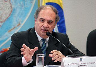 Antônio Augusto Cançado Trindade Brazilian judge