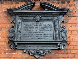 Anthony Ashley-Cooper afterwards 7th Earl of Shaftesbury KG.jpg