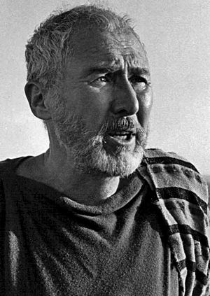 Anthony Quayle - Quayle in The Story of David, 1976