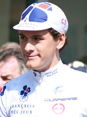 Anthony Roux - Roux at the 2008 Four Days of Dunkirk