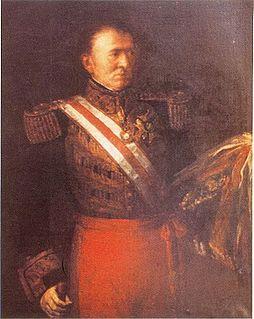 Antonio de Quintanilla Spanish royal governor