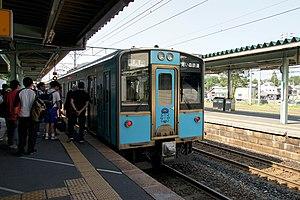 Aoimori Railway Misawa Station Misawa Aomori pref Japan19n.jpg