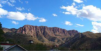 Superior, Arizona - Apache Leap in Superior