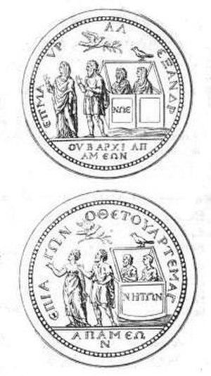 Jacob Bryant - The Apamean medal