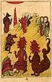 Apokalipsis trekhtolkoviy (1909) 37 - O zveri imushem roga.jpg