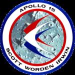 Missionsemblem Apollo 15