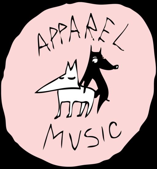 Apparel music logo