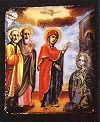 Appearance of Our Lady of St. Sergius of Radonezh (finift).jpg