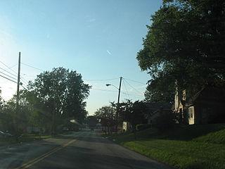 Apple Creek, Ohio Village in Ohio, United States