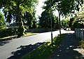 Approaching the crossroads of The Avenue, The Lane and Chestnut Avenue - geograph.org.uk - 1907510.jpg