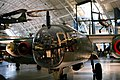 """Arado 234 """"Blitz"""" Cockpit with periscope -- National Air and Space Museum (Udvar-Hazy Center) (2568308875).jpg"""