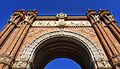 Arc de Triomf, Barcelona, 08019-1053 DSC01850.jpg